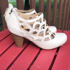 French Blu Elena heels